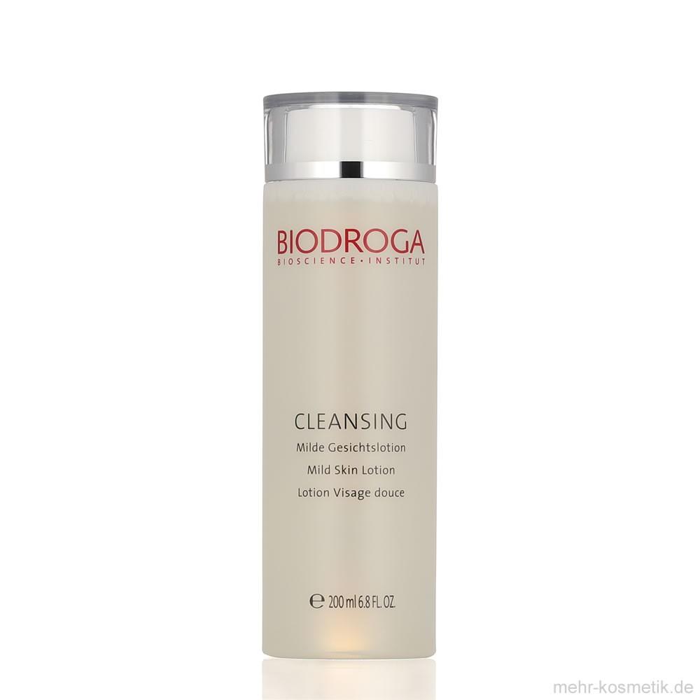 biodroga cleansing milde gesichtslotion 200 ml sid 698
