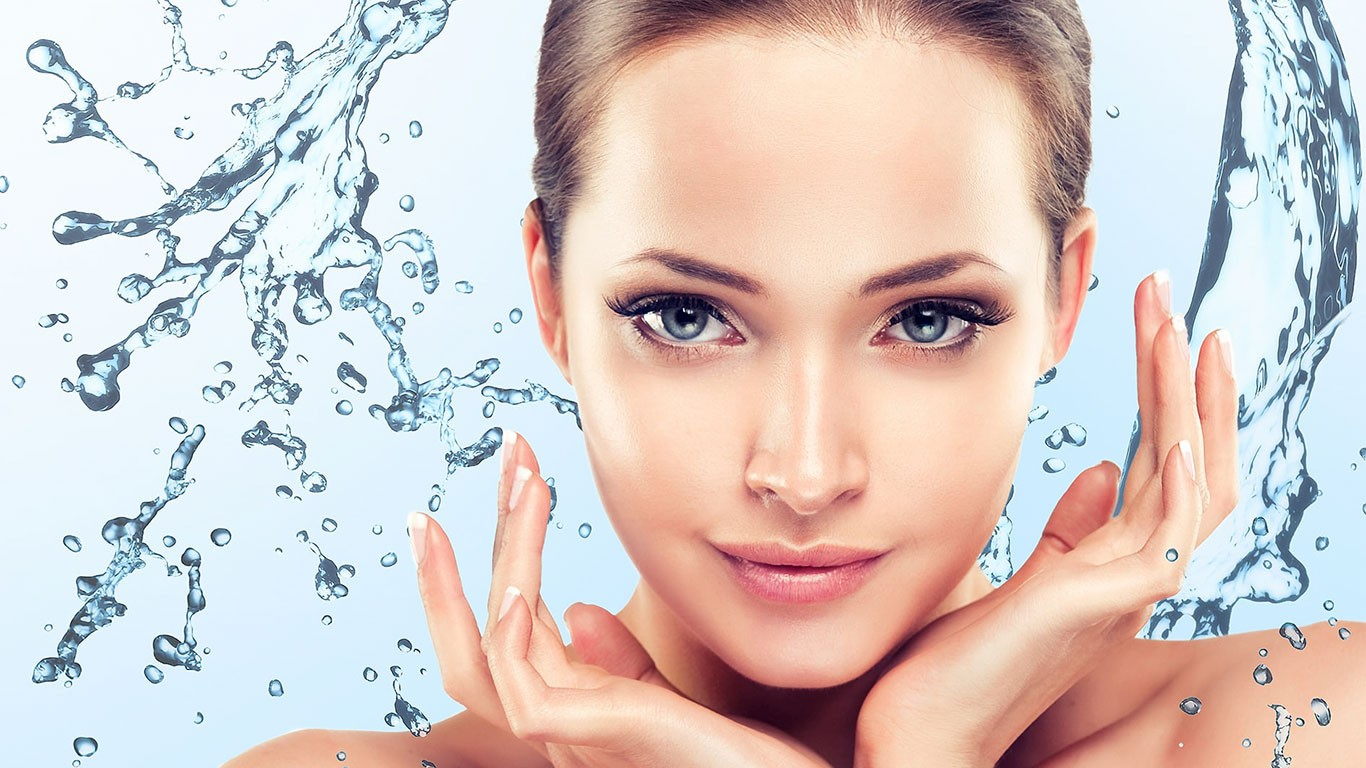 tratamiento facial hidratacion oxigenacion estetica rosi