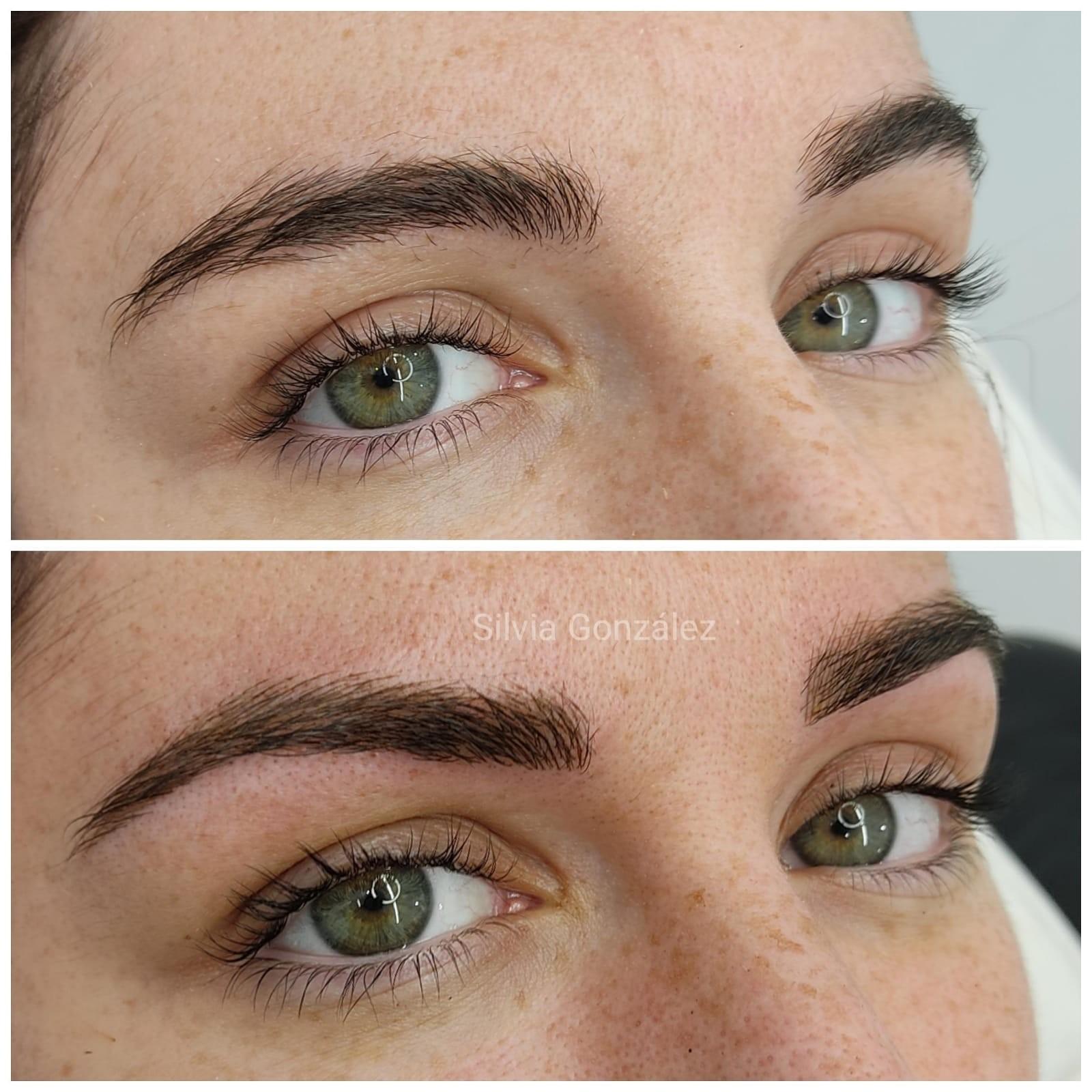 Micropigmentación para las cejas