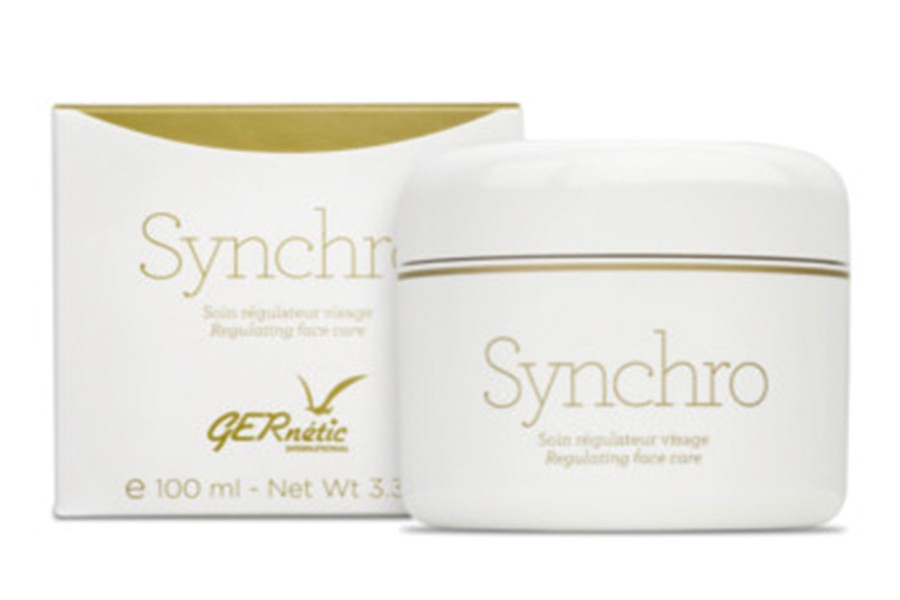 synchro 100ml cream gernetic estetica rosi