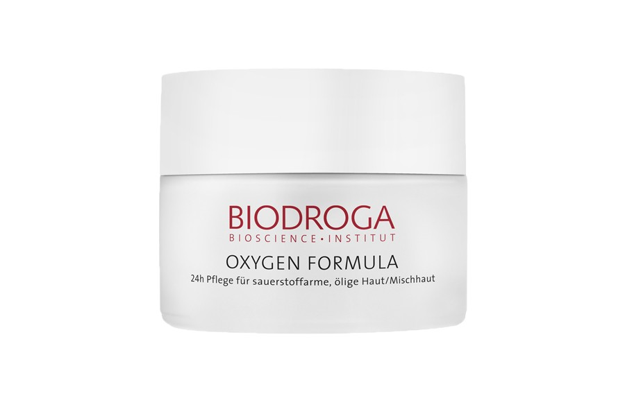oxygen formula pieles grasas biodroga estetica rosi