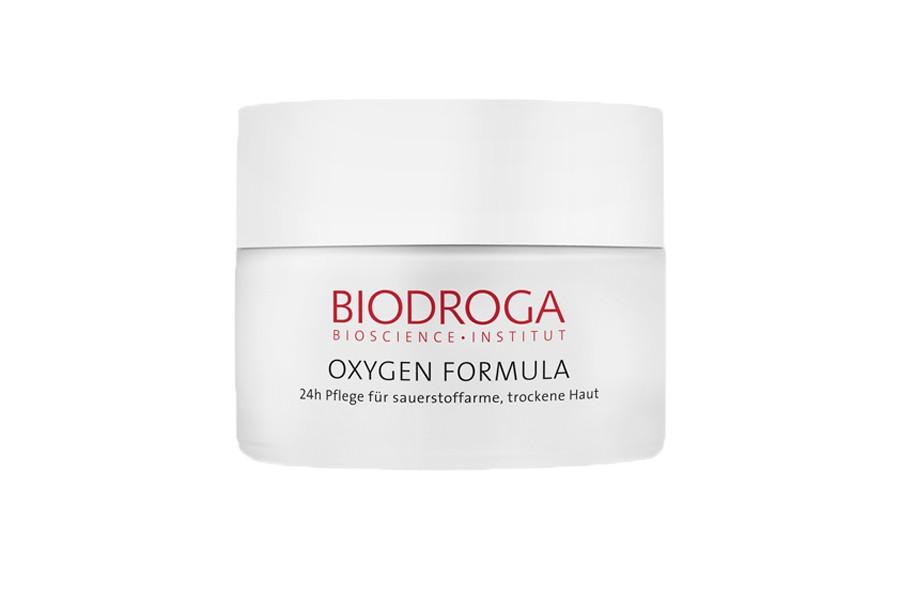 oxygen formula 24h pieles secas biodroga estetica rosi