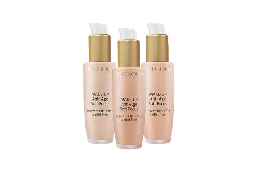 make up anti age soft focus spf 15 n 5 rose biodroga