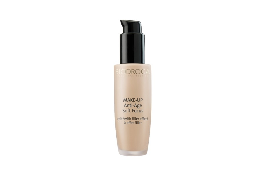 make up anti age soft focus spf 15 n3 honey biodroga