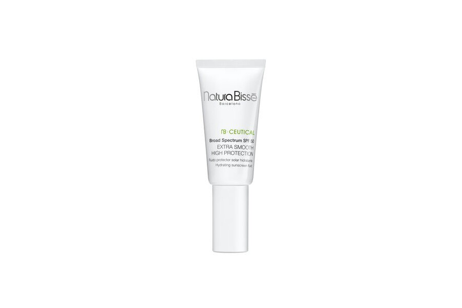 nb ceutical extra smooth high protection spf50 30 ml natura bisse  estetica rosi