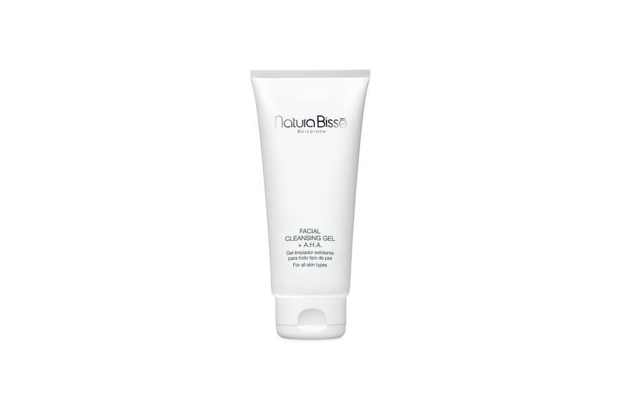 facial cleansing gel   a.h.a 200ml natura bisse estetica rosi