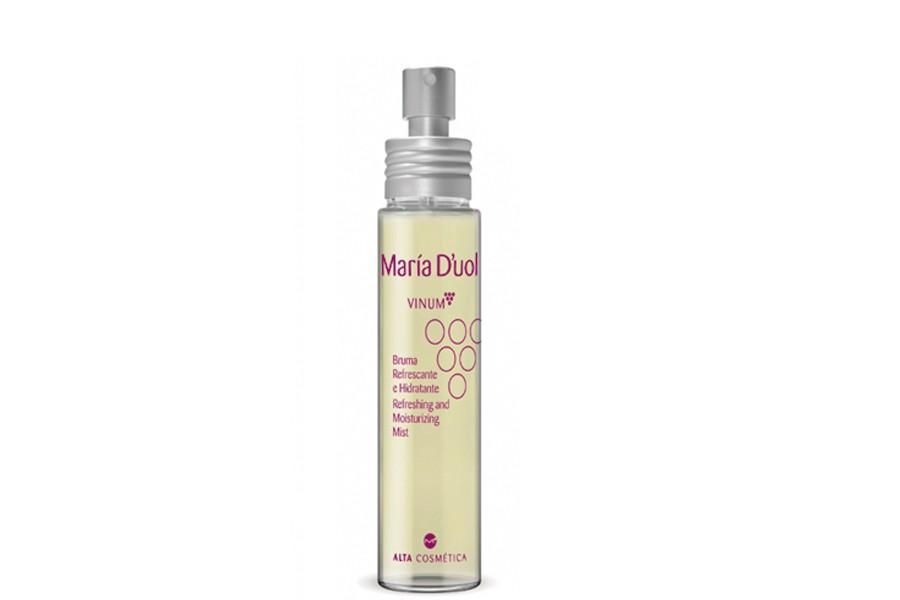 bruma refrescante e hidratante  repulpa tu piel  tonifica y refresca  li nea vinum de mari a duol estetica rosi 663