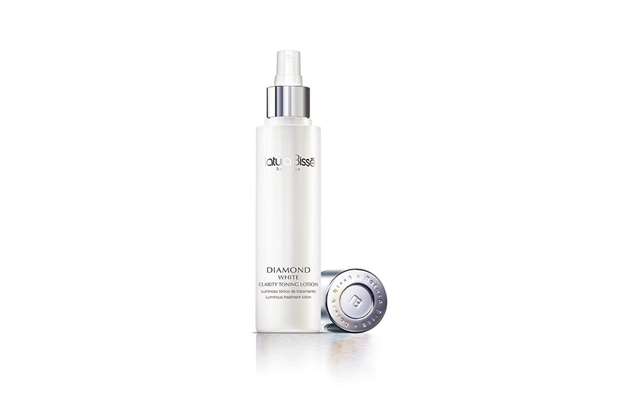 natura bisse diamond white clarity toning lotion200mlestetica rosi
